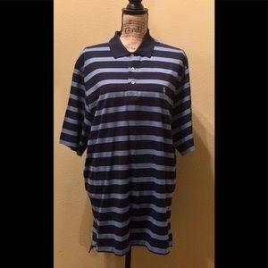 Men's Polo Golf ⛳️ By Ralph Lauren Striped Shirt